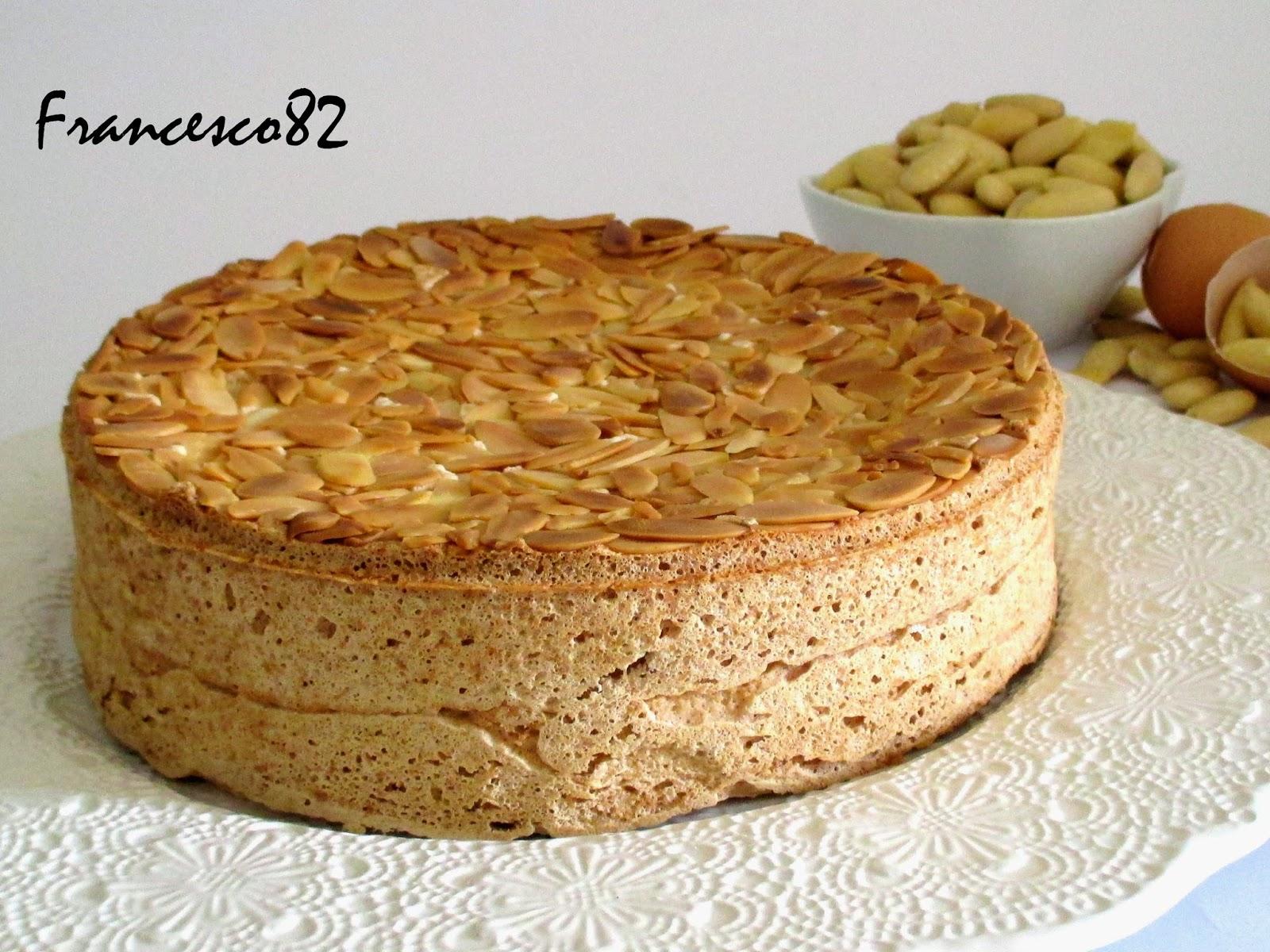 torta di mandorle senza farina di luca montersino