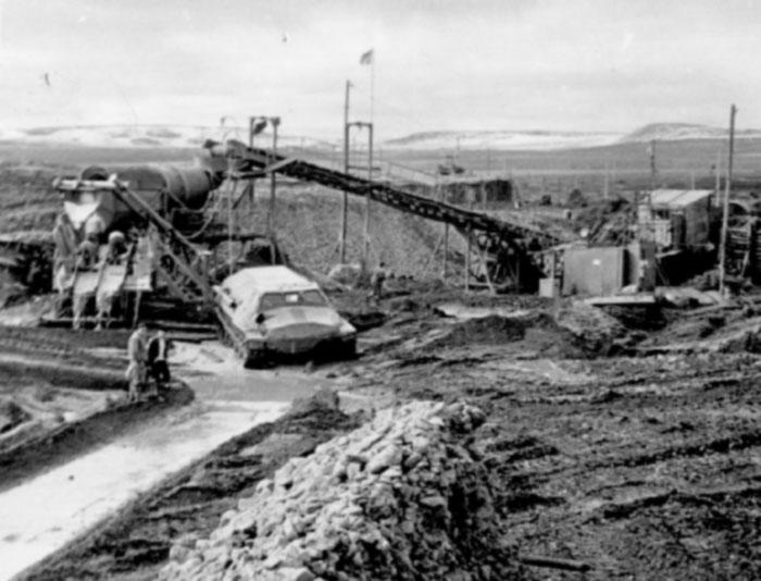 прииск Восточный промприбор для промывки золота