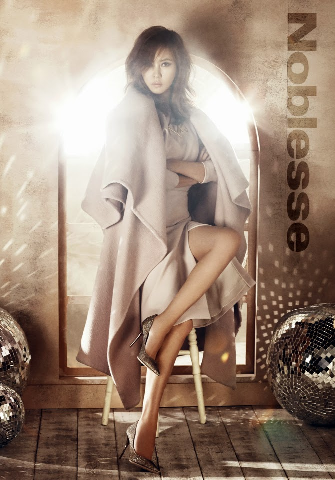 Kim Nam Joo - Noblesse Magazine December Issue 2014