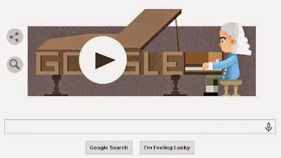 Bartolomeo Cristofori google doodle