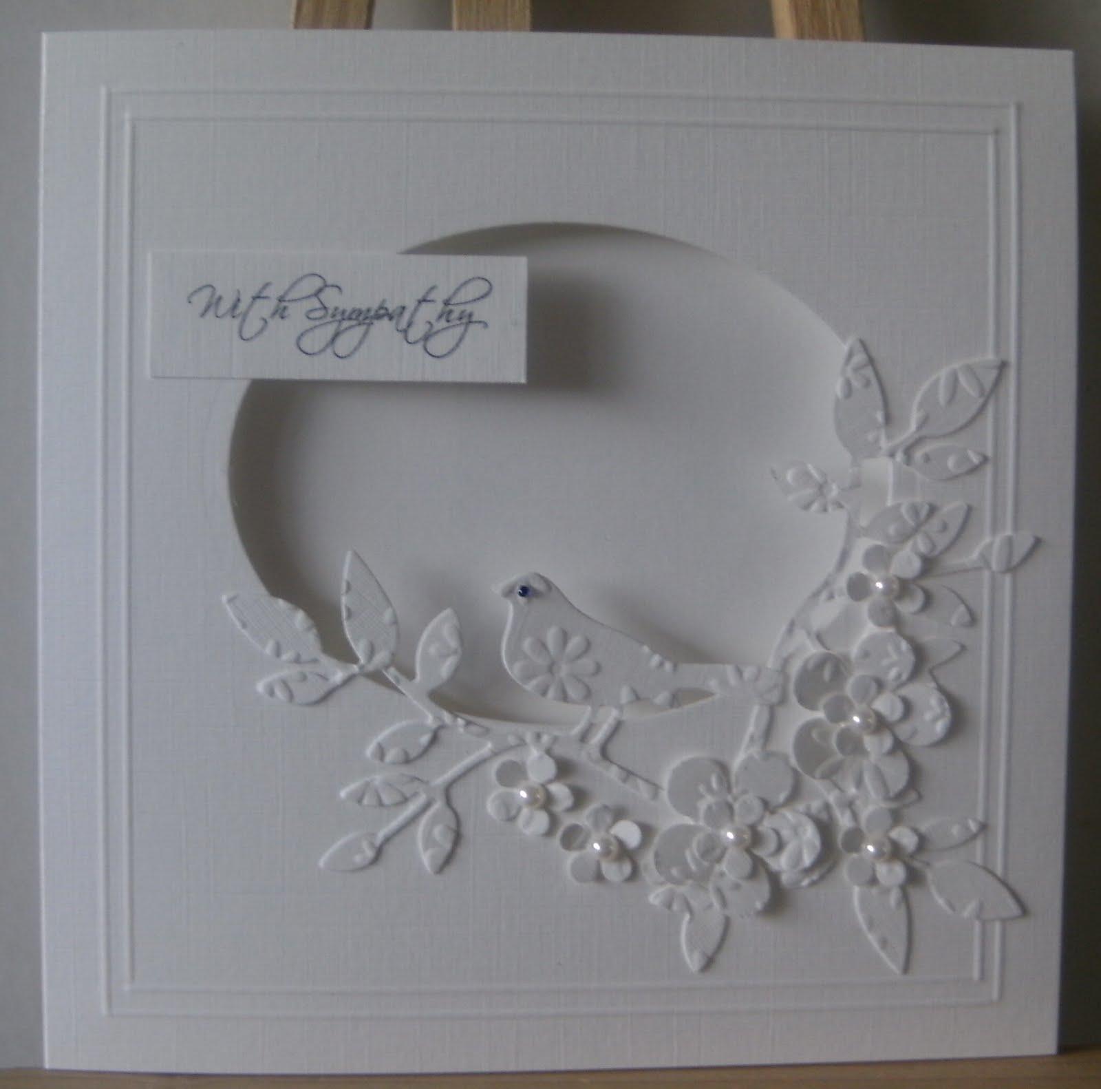MISSY G DESIGNS White On White