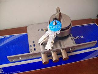 Instalación de cerraduras de seguridad en Cadrete