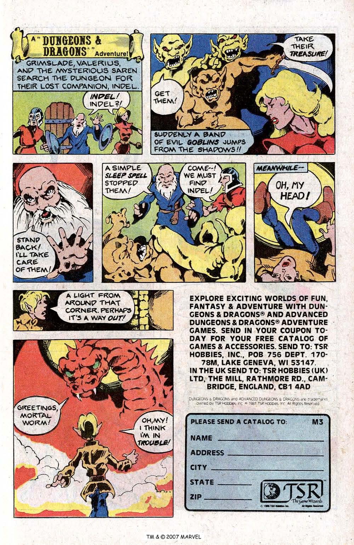 Captain America (1968) Issue #266 #181 - English 15