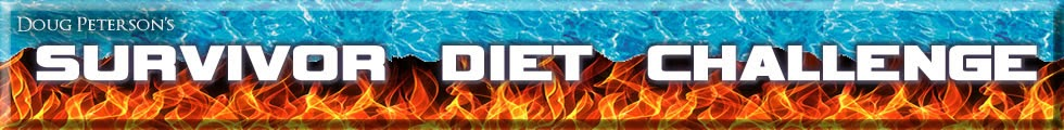 Survivor Diet Challenge