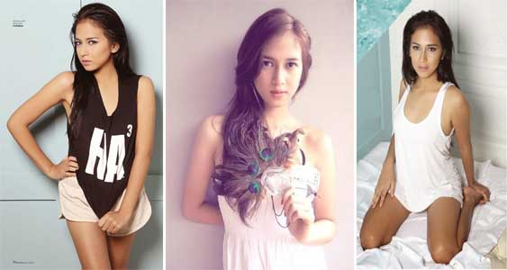 Artis Muda Indonesia Ini Suka Jadi Fantasi Seks Nina Zatulini