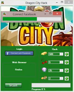 Dragon City Hack 2013 provide you to use best features
