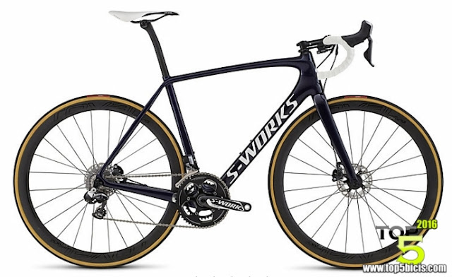 Specialized S-WORS TARMAC DISC DI2, no hay palabras