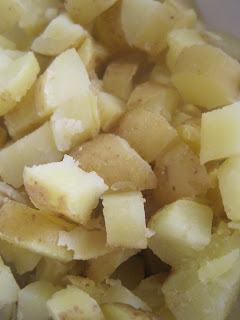 Slice Red Potatoes In A Food Processor