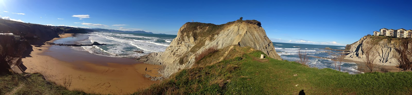 surf playa sopelana panoramica