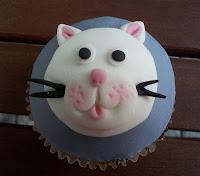 Kočičí cupcakes