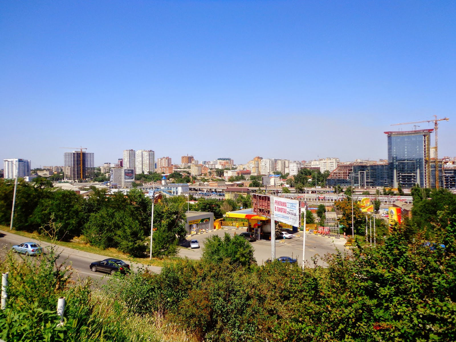 Панорама-Ростова