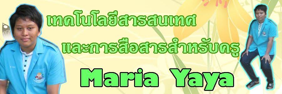 maria yaya