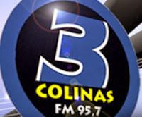 ouvir a Rádio Três Colinas FM 95,7 Franca SP