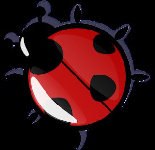 joaninha icone ladybug icon