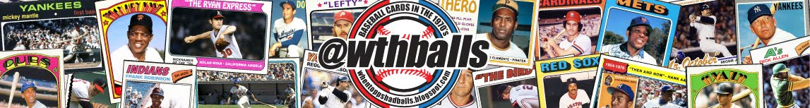 WHEN TOPPS HAD (BASE)BALLS!