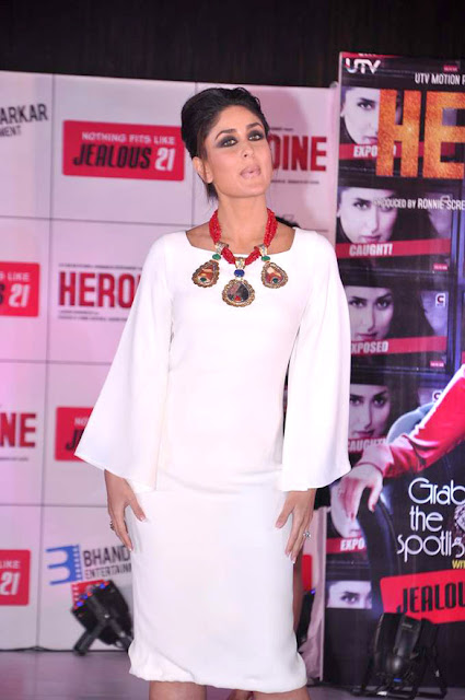 Kareena Kapoor launches Jealous 21's latest collection