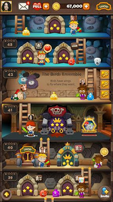 Monster Busters Hexa Blast 1.0.46 Game For Android
