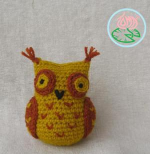 Amigurumi Human Pattern : 2000 Free Amigurumi Patterns: Amigurumi Owl