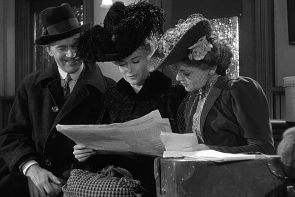 Yankee Doodle Dandy, directed by Michael Curtiz