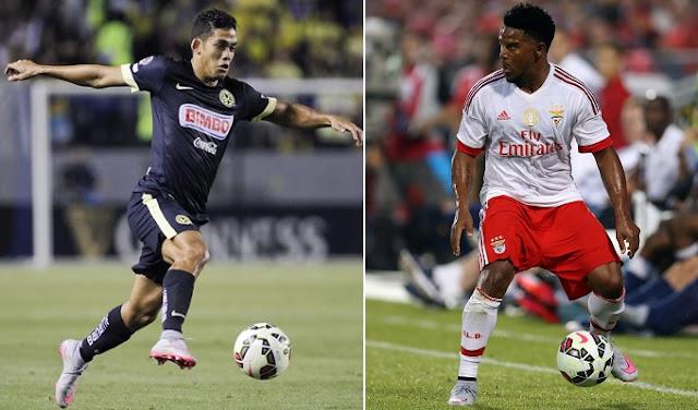 America vs Benfica en vivo