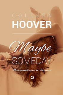 "Recenzja #51 - Colleen Hoover ""Maybe Someday"""