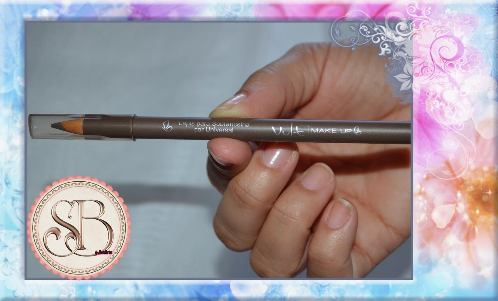 Somando Beleza, Lápis de Sobrancelhas Universal Vult