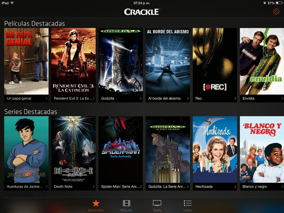 Crackle llega a Colombia