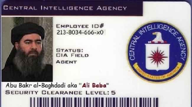 To ανθρωπόμορφο κτήνος, ο εκπαιδευμένος πράκτορας της Cia & Mossad, κοιτάει τα ραδίκια ανάποδα!