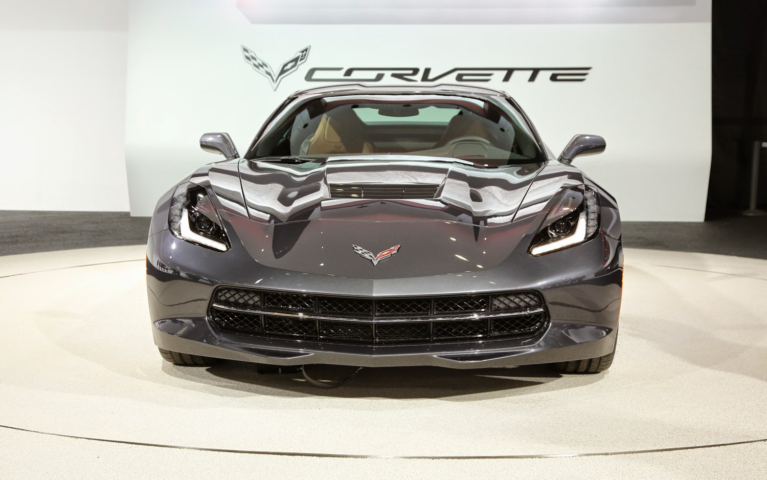 Mobl Mewah Chevrolet Corvette Stingray