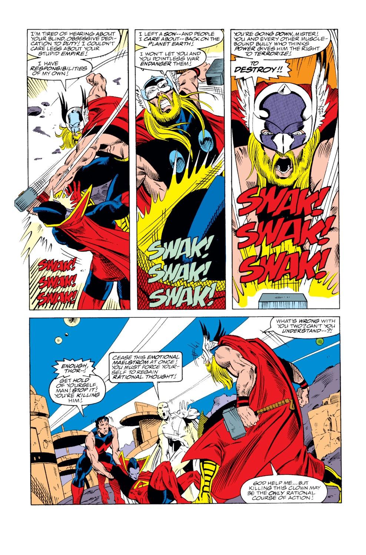 Captain America (1968) Issue #398g #337 - English 19