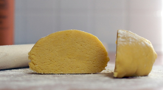 Pasta Brisa Thermomix: receta casera
