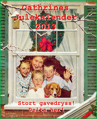 Julekalender give away