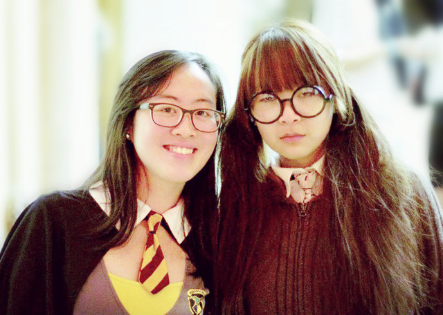 moaning myrtle cho chang