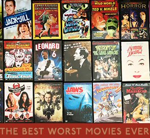 The Best Worst Movies Ever Blog with Joe & Talon Konrath