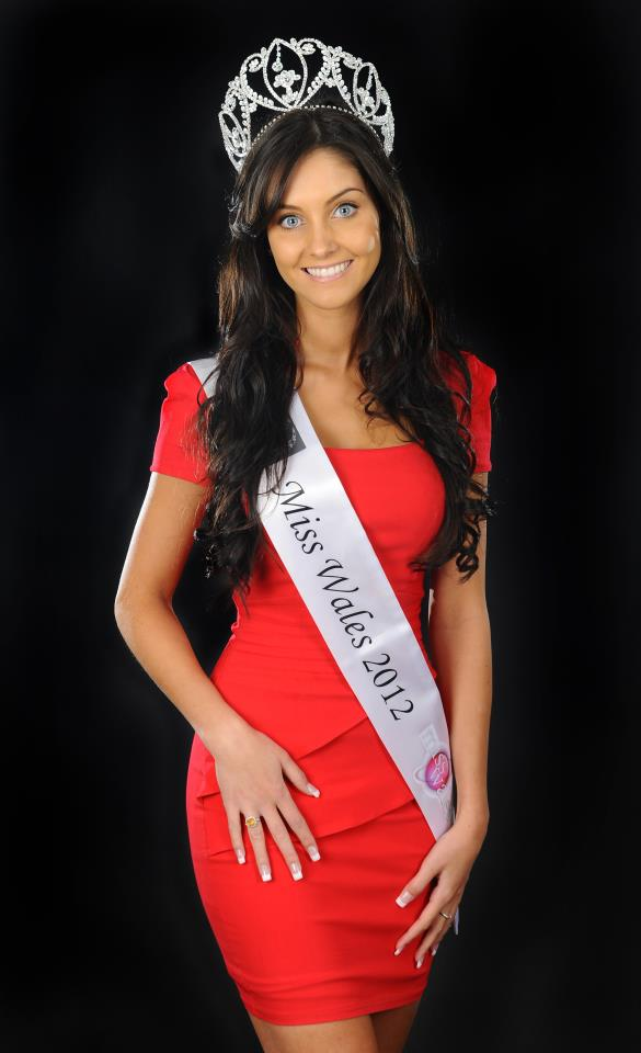 New photos of Sophie Moulds, Miss Wales 2012 ...