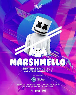 Marshmello Live in Manila