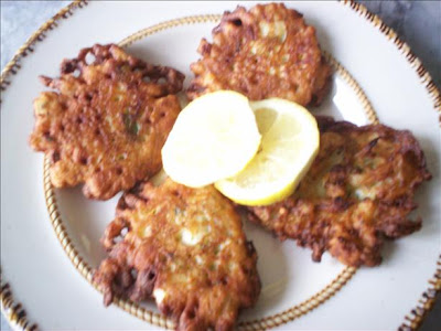 Em Shaat (Middle Eastern Cauliflower Fritters) Recipe