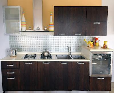 dapur minimalis kecil