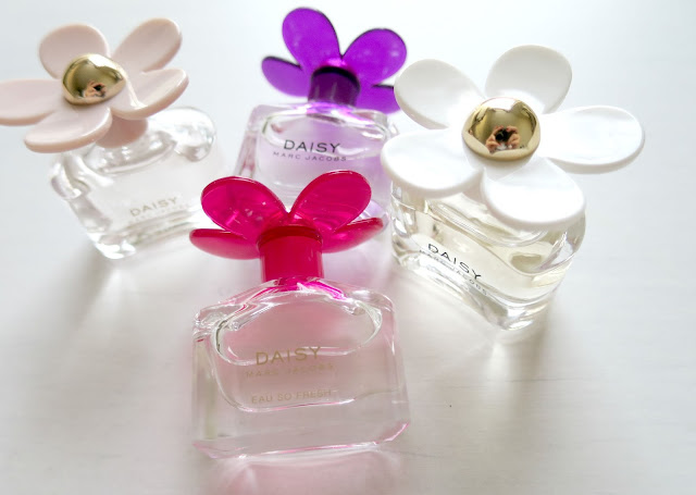 Summer Scents Marc Jacobs Daisy Perfume Miniature Eau So Fresh Sorbet Original