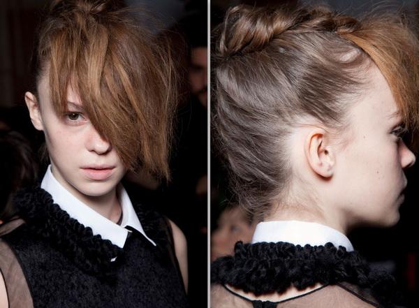 Tren gaya rambut terbaru 2013