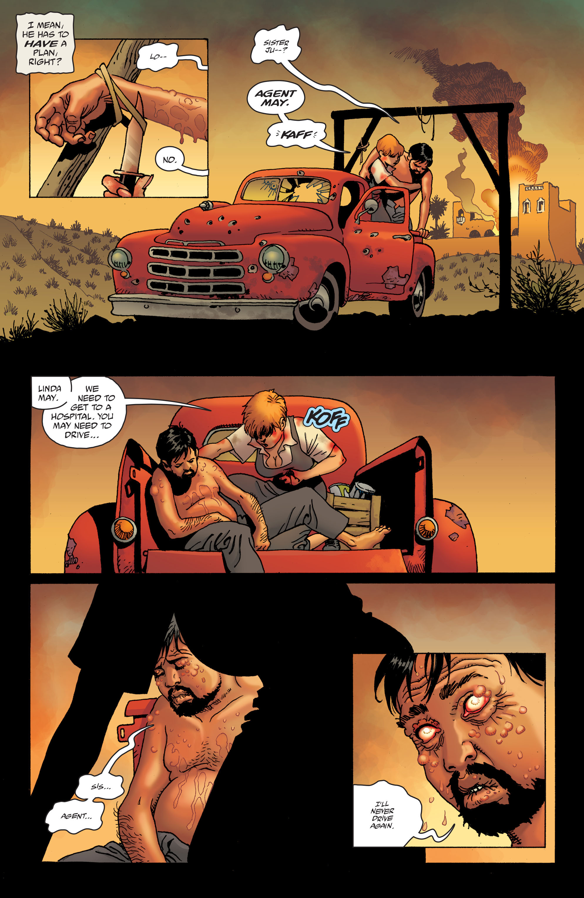 100 Bullets: Brother Lono Full Page 185