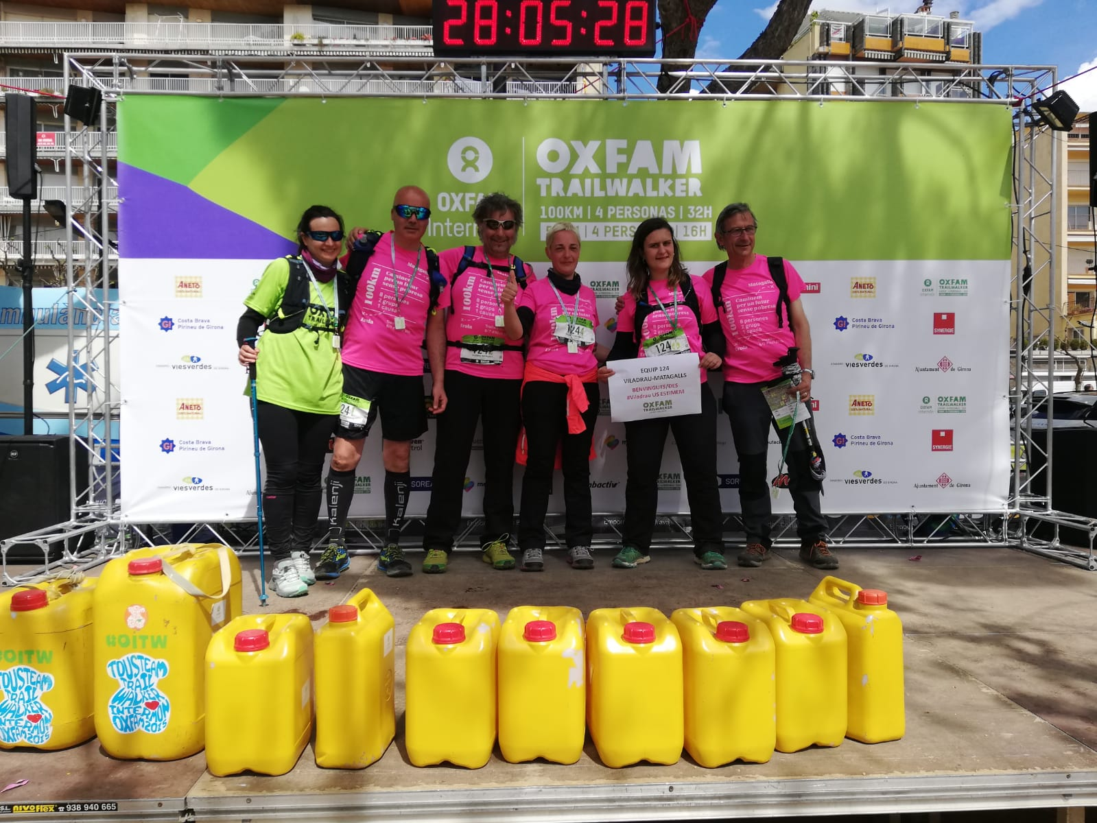 OXFAM Trail Walker 2019