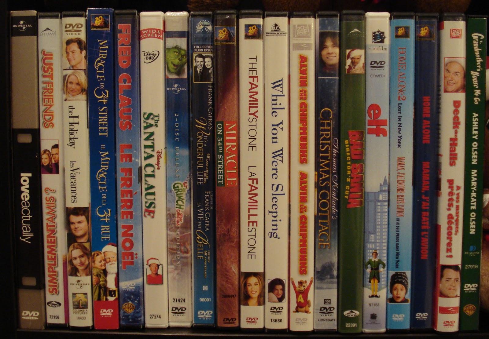My Favorite Christmas Movies   makeupwednesday