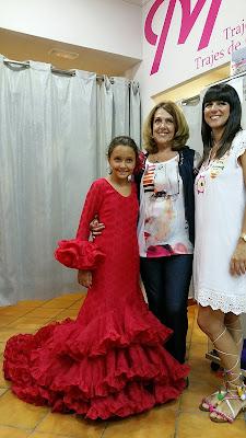 Reina Infantil de San Roque 2015
