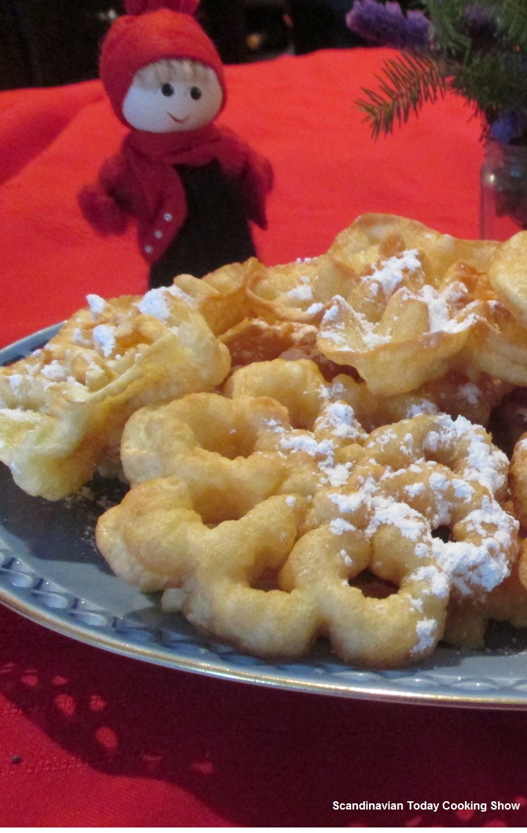 scandinavian rosette cookies a traditional homemade christmas cookie recipe for jul