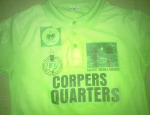 CORPERS QUARTERS(TM)..
