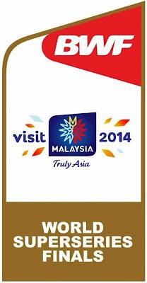 Jadwal Pertandingan BWF World Superseries Final 2013
