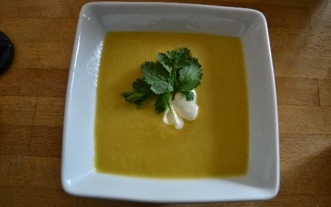 skinny cauliflower soup recipe