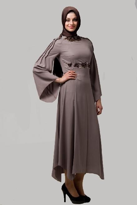 Kayra Tesettür 2012 İlkbahar Yaz Elbise Modelleri