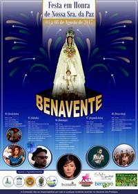 Benavente- Festa em Hª de Nª Srª da Paz 2017
